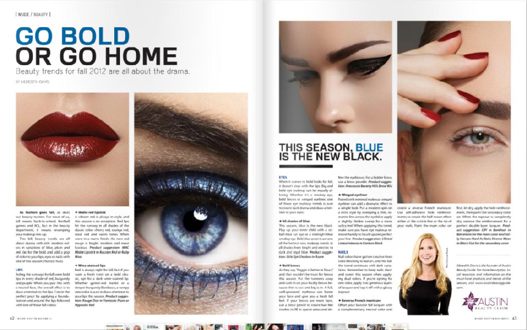 Meredith Davis NSIDE Magazine