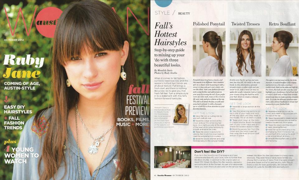 Meredith Davis Austin Woman Magazine