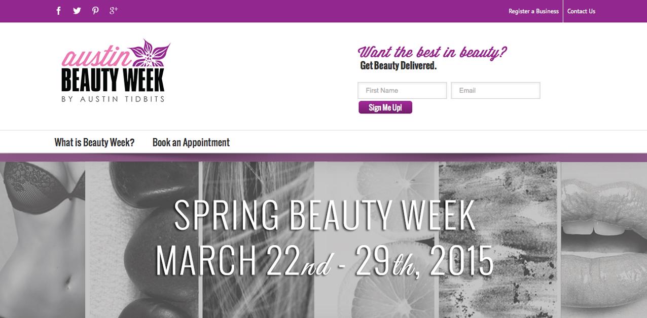 Austin Beauty Week