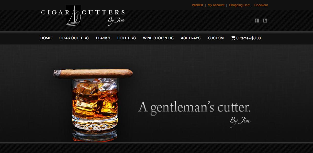 Cigar Cutters by Jim