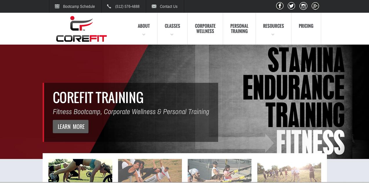 CoreFit Training