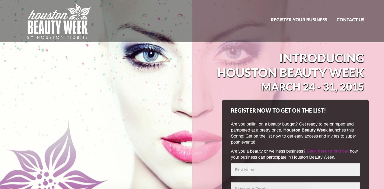 Houston Beauty Week