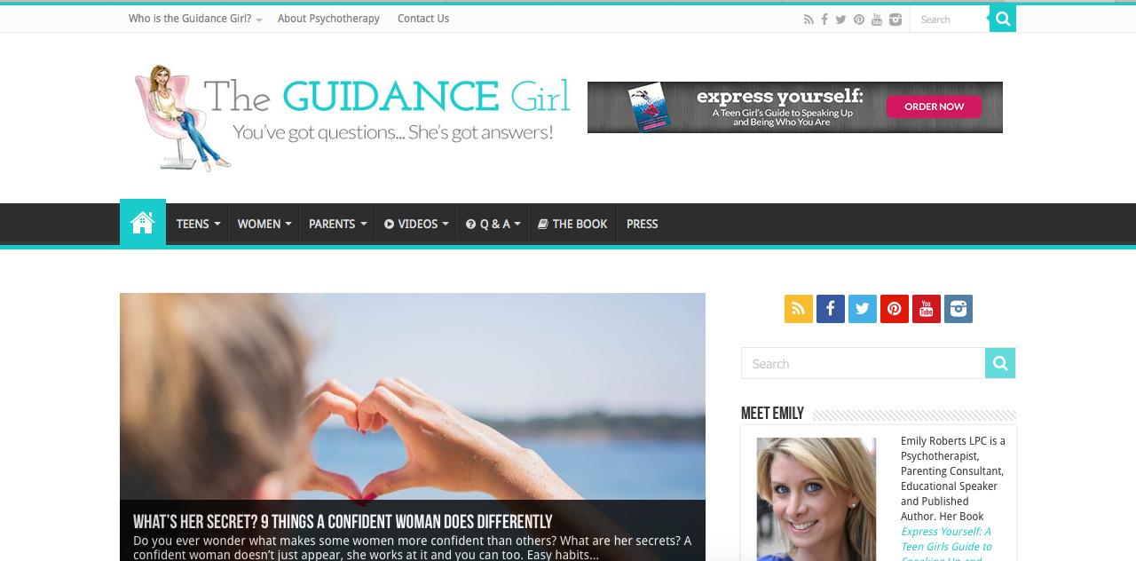 The Guidance Girl